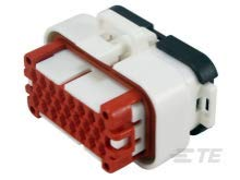 770680-2 Plug Assembly AMPSEAL Family Drawing (10 It)