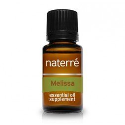 Naterre 100% Pure Essential Oil - Melissa, 15ml by Naterre