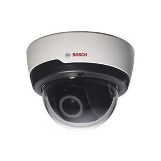 Bosch Security Systems | NIN-50022-A3 Security Camera, Dome, Professional IP, Indoor, 2mp Resolution, PoE, H.264 Quad-Streaming, Day/Night, 15 Meter Distance, Cloud Service, Motion/Tamper/Audio Det