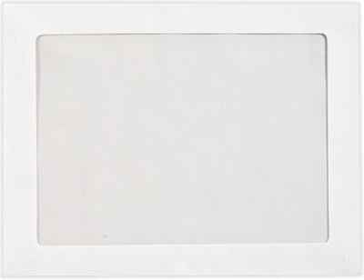 10 x 13 full face window envelopes 28lb bright white for 10x13 window envelope