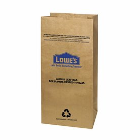 30-gallon Lawn & Leaf Trash Bag - Pack of 10
