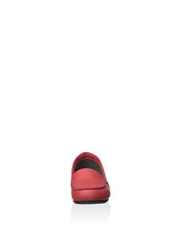 Mocasines Pimienta Eu Mujer 35 Sintético Para Crocs Rojo De YIvn68q6xd