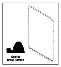 Door Gasket AMG012