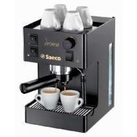 Saeco de aroma Nero Máquina de café espresso, color negro