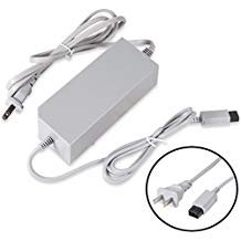 (AC Wall Power Supply Cable Cord for Nintendo Wii (Not Nintendo Wii)