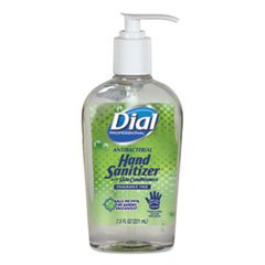 Hand Sanitizer,Pump,W/Ms 7.5oz ()