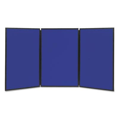QRTSB93513Q - Quartet ShowIt Three-Panel Display System ()