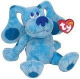 : Ty Beanie Baby Blues Clues