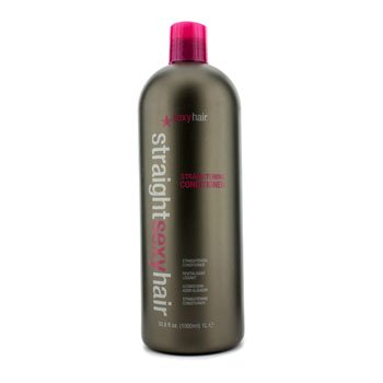 Straight sexy hair shampoo