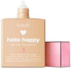 Benefit Cosmetics Hello Happy Soft Blur Foundation Shade 3