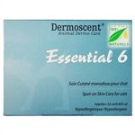 Bayer Dermoscent Essential 6 Spot On Skin Care for Cats Pet Itch Remedies