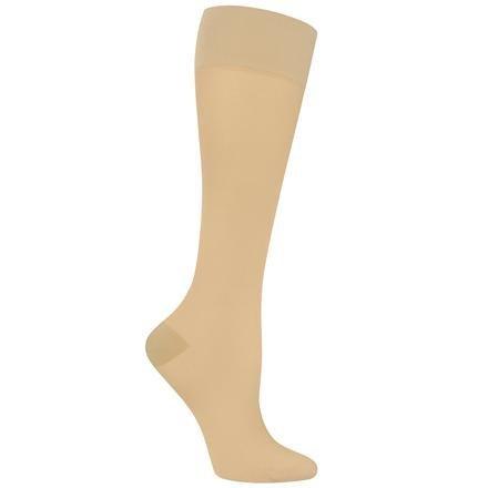 Premier cabinet du Dr Scholl Sheer Support Socks femmes Beige LRG - 1 Paire