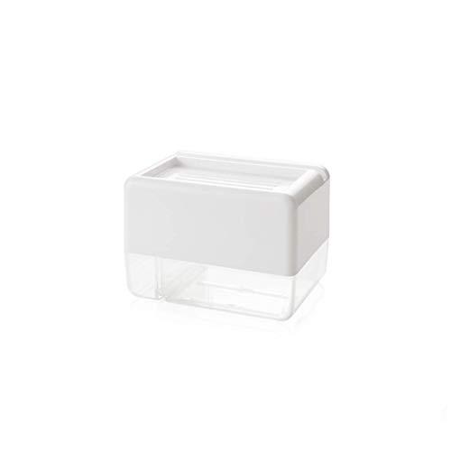 ZYN Caja de pañuelos - Baño WC Punch Papel de Rollo de Papel Libre Bandeja de Papel de Papel higiénico Bandeja de Mano...