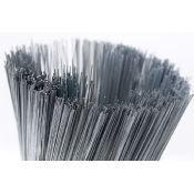 26 Gauge Silver Cut Wire Lengths 425 Wires per Pack 100g Bundle