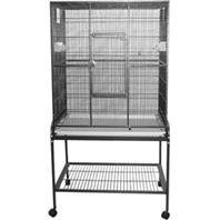 DPD FLIGHT BIRD CAGE WITH STAND - 32X21X63 IN by DPD