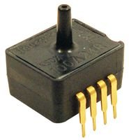 Honeywell Pressure Sensors - Pressure Sensor, ASDX Series, Silicon, 30 psi, Analogue, Absolute, 5 V, Axial, 2.5 mA