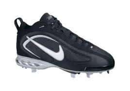 Nike Air Zoom 5-Tool Baseball Cleat Black/White Size 11.5