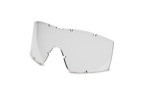 Revision Eyewear Desert Locust Goggles - Revision Military 4-0605-9100 Replacement Lenses - Desert Locust & Asian Locust Goggles, Clear