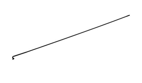 DT Swiss Super Comp Spoke 1.8//1.7//2.0mm 272mm J-bend Black Each