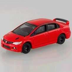 1/64 Honda CIVIC MUGEN RR(レッド) 「トミカ あこがれの名車セレクション2」 トイズドリームプロジェクト特注モデル