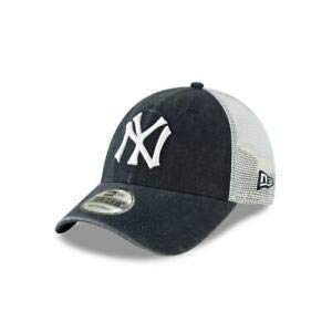 New Era New York Yankees Navy 1934 Cooperstown Collection Trucker 9FORTY