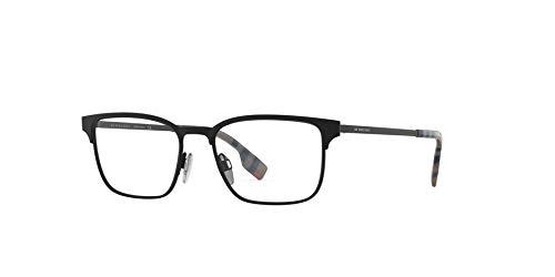 Eyeglasses Burberry BE 1332 1283 BLACK RUBBER