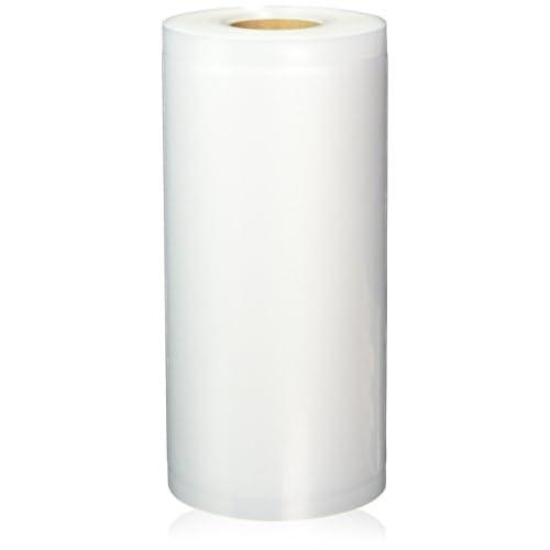 "Large 8"" x 50' Commercial Grade Vacuum Sealer Food Saver Storage Roll Bags"