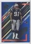 Marquise Hill #112/150 (Football Card) 2004 Leaf Rookies & Stars Longevity - [Base] - Sapphire #163 (Single Sapphire Marquise)
