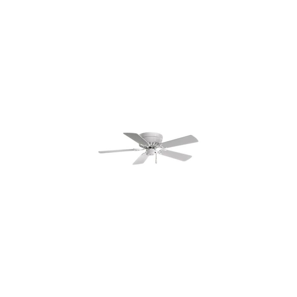 42 Minka Aire Mesa White Hugger Ceiling Fan