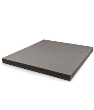 1 x 24 x 108 Packing Foam - Charcoal by Online Fabric Store