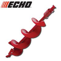 Ice Auger, 8 In. Dia. by Echo