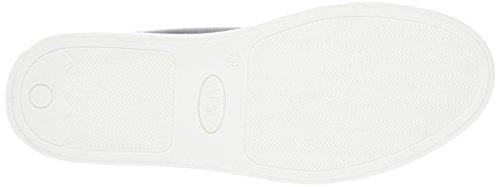 Armani Jeans 9252207P610, Scarpe da Ginnastica Basse Donna Multicolore (Nero)