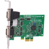 BRAINBOXES PX-313 2 x RS422/485 PCI Express Serial Port Card by Brainboxes