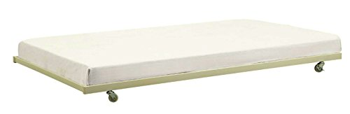 DHP Universal Trundle Daybeds White