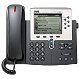 Cisco 7961G-GE Six Line Unified VoIP Phone with Gigabit Ethernet ()