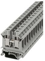 DIN Rail Terminal Blocks 10.2mm UNIV. BLOCK (50 pieces)