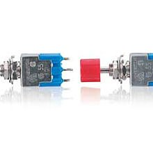 (Mini SPDT 3-Amp Momentary Pushbutton Switch)