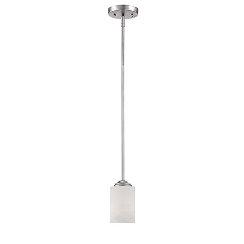 Millennium Lighting 3051-BPW Mini-Pendant Fixture (Are Hanging fixtures that subtly beautify The space they illuminate) by Millennium Lighting