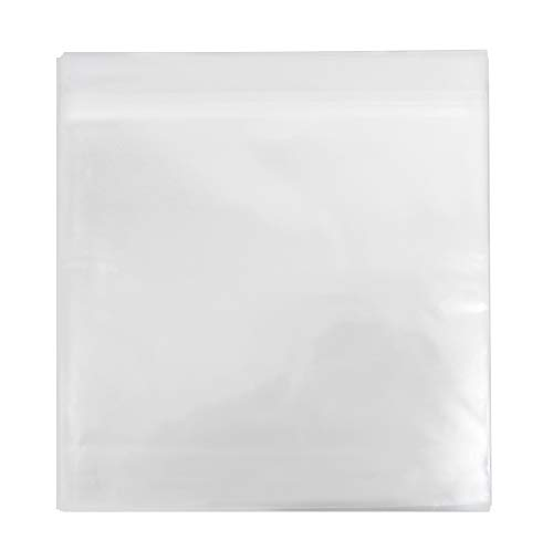 - Golden State Art, Pack of 100, Acid-Free 12 11/16 X 12 3/8 inches Crystal Clear Sleeves Storage Bags for 12x12 Photo Framing Mats Mattes