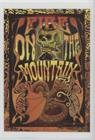 (Fire on the Mountain (Trading Card) 2010 Breygent Woodstock Generation Rock Poster Cards - Promo #Philly)