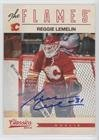 Reggie Lemelin (Hockey Card) 2012-13 Panini Classics Signatures - [Base] - Autographs [Autographed] #94