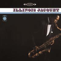 Illinois Jacquet [Vinyl]