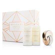 Bvlgari Omnia Crystalline Coffret: L'eau De Parfum Spray 40ml/1.35oz + Bath & Shower Gel 75ml/2.5oz + Body Lotion 75ml/2