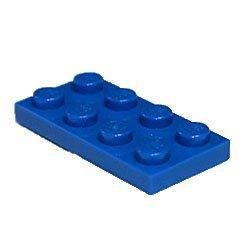 LEGO Parts Pieces Bright Plate