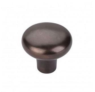 Top Knob 1 5/8'' Round Knob-M1562- Medium Bronze