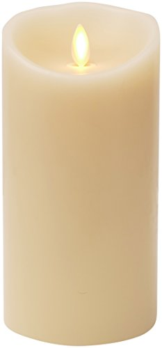 Luminara Flameless Candle Unscented Moving