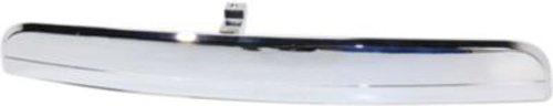 CPP Chrome Plastic Tailgate Handle for 2008-2010 Dodge Grand Caravan CH1915127