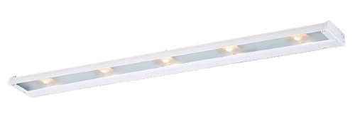 New Counter Attack Five Light Under Cabinet Light Length / Finish: 40'' / Stainless Steel