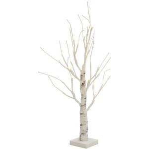 Small LED Birch Tree, White 76