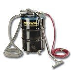 Nortech Complete 30 Gallon Vacuum Unit With 1-1/2'' Vacuum Hose,Tools & Dolly,Specs:47 SCFM,3/4'' FNPT Air Inlet,10 HP,213 Vacuum Lift,60 SCFM Vacuum Flow,Uses N635 Filter,60 Lbs. Shipping Wt.
